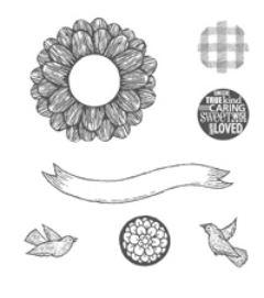 Decorate a daisy