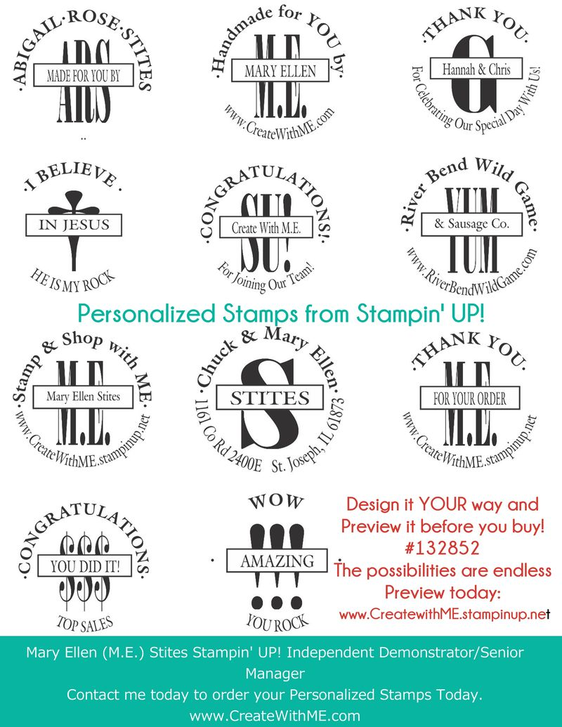 Personalized Stamps 001