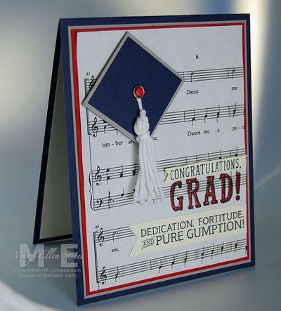 Graduations-card